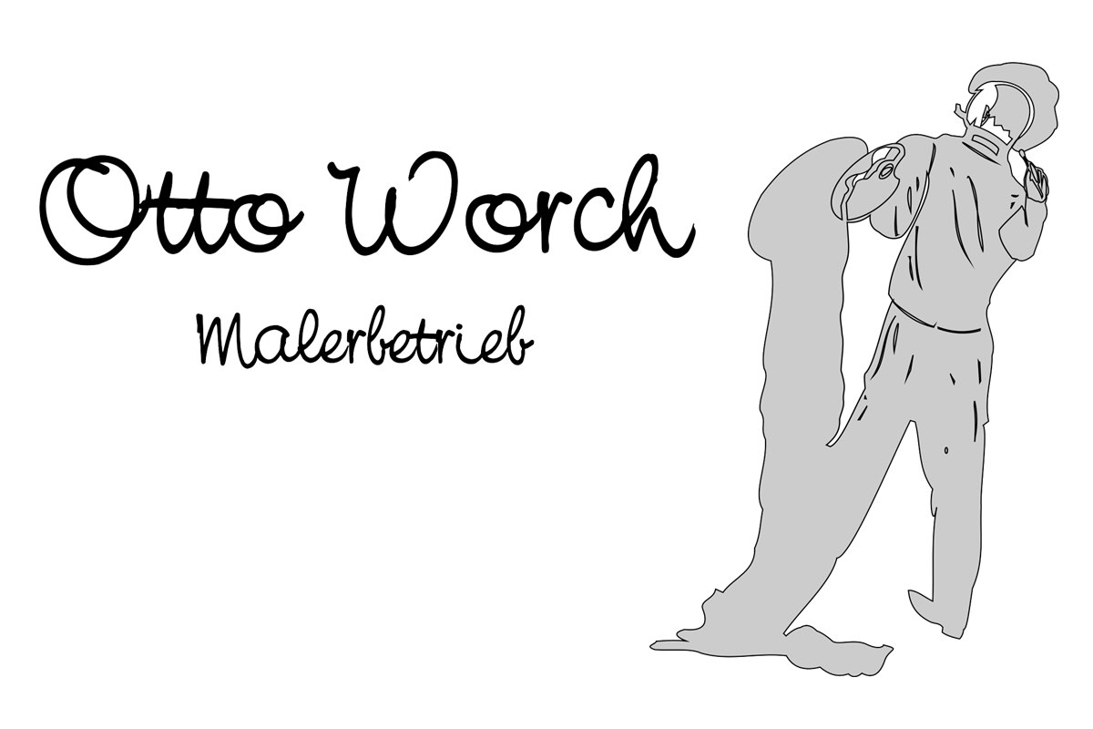 Malerbetrieb Otto Worch 1